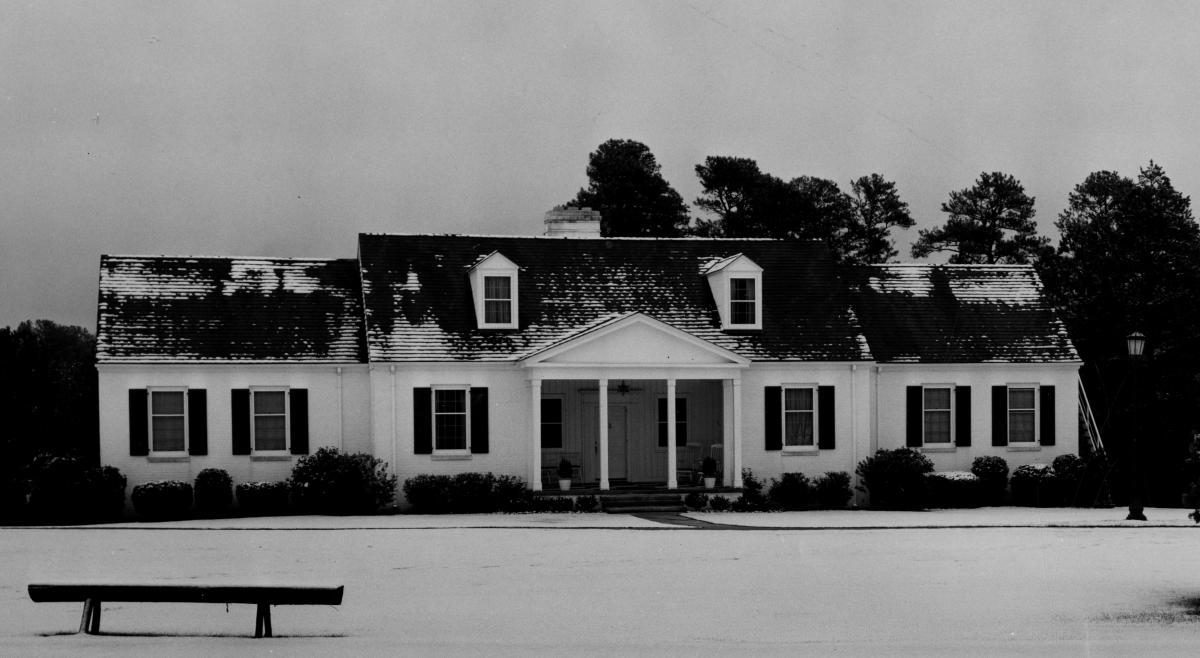 Mamie's Cottage, Augusta National Golf Course