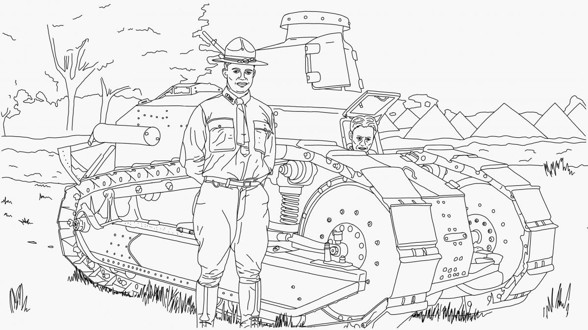62-286-2 Coloring Page image