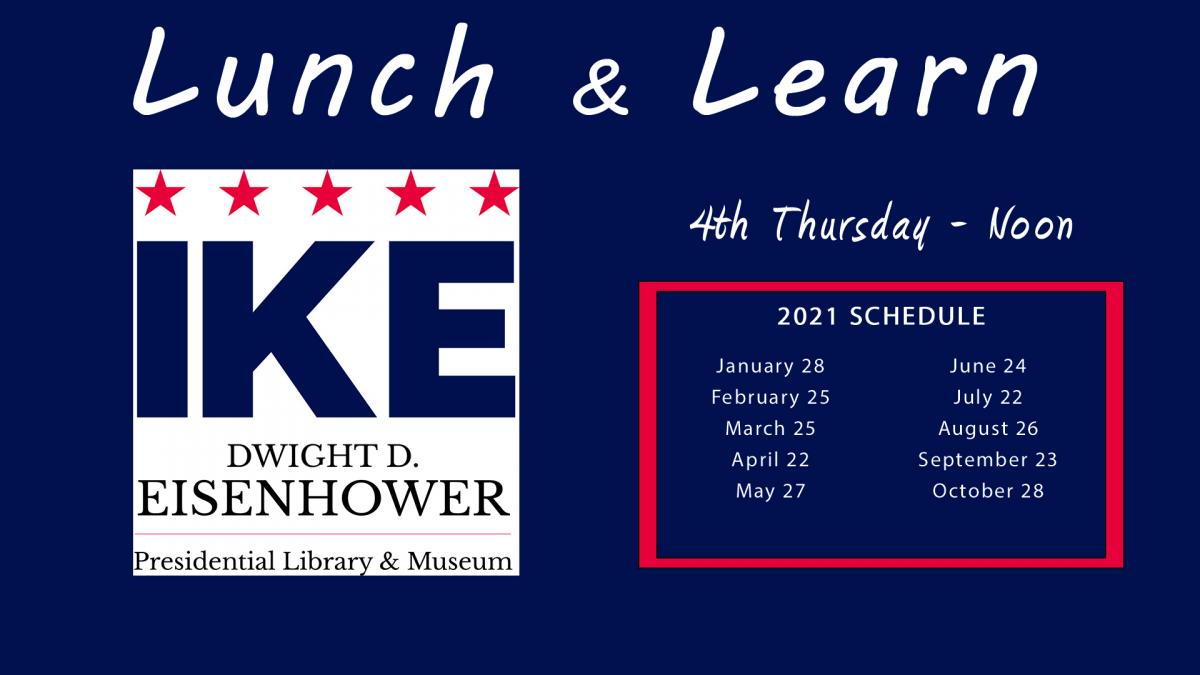 Lunch & Learn Series Promo