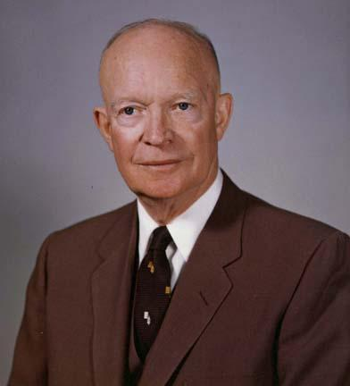 Dwight D. Eisenhower, February 13, 1959