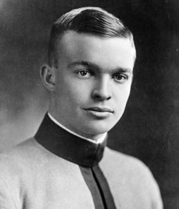 West Point Cadet photo 64-173-2 U.S. Army - public domain