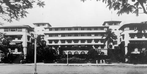 Manila Hotel, Manila, The Philippines [64-461]