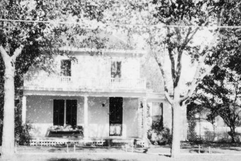 Boyhood Home, SE Fourth St., Abilene, Kansas