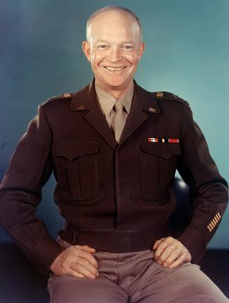 Dwight D. Eisenhower, November 19, 1947