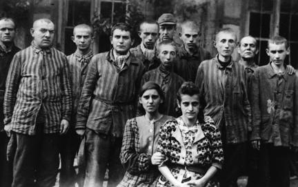 Former inmates of German concentration camps who later became citizens of Israel