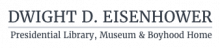Eisenhower Library Logo Dark