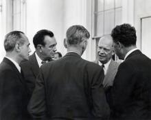 August 10, 1954 - Governors with Dwight D. Eisenhower [72-1004-1]